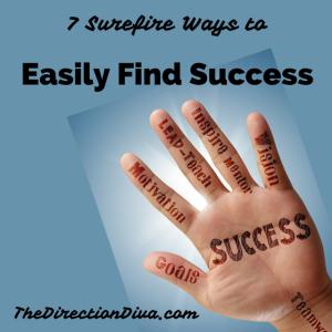 7 ways to find success