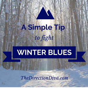 A Simple Tip for Winter Blues