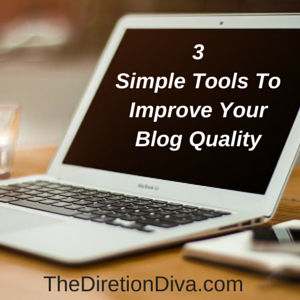 3 Simple Tools To Instantly Improve Blog