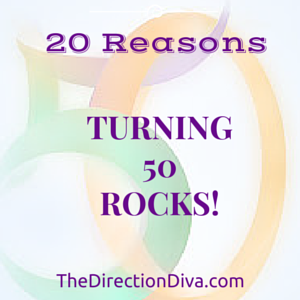 TURNING 50 ROCKS!