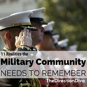 Thumbnail image for Military Life: 11 Realities Our Community Needs To Remember