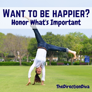 Thumbnail image for Be a Happy Military Spouse: Honor What's Important To You
