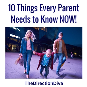 Military Family 10 Things Parents need
