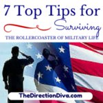 image for Military Life: The 7 Top Tips for Surviving The Rollercoaster